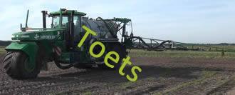 Toets 7 Toediening bemesting